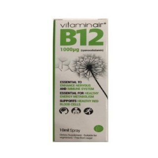 Medicair Vitaminair B12 1000mg Spray 10ml