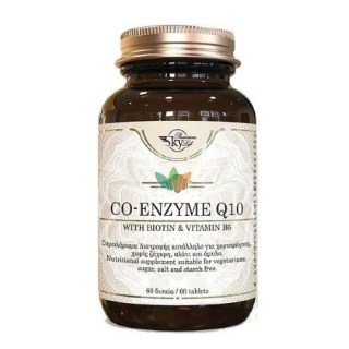 Sky Premium Life Co Enzyme Q10 with Biotin & Vitamin B6 60 ταμπλέτες