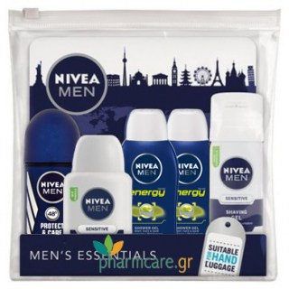 Nivea  Men's Essentials Kit Σετ Ταξιδιού