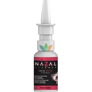 Frezyderm Nazall Cleaner Cold Spicy 30ml