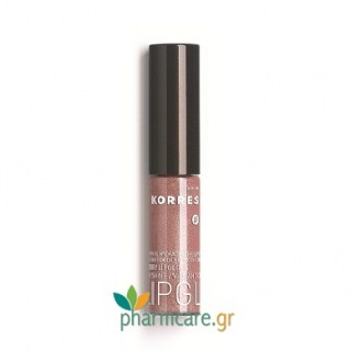 Korres Lip Gloss 32 Μπέζ Ροζ 6ml