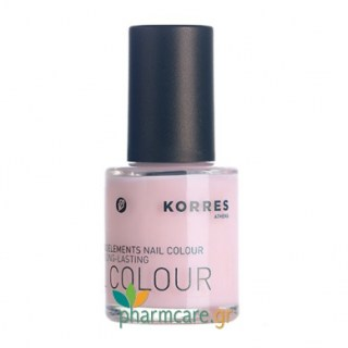 Korres Μυρο & Ιχνοστοιχεία - Nail Colour 17 Candy Pink 10ml