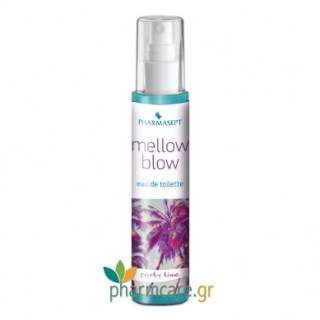 Pharmasept Mellow Blow - Party Time Ελαφρύ Body Spray με Φραγκοστάφυλο, Star Fruit & Λωτό 100ml