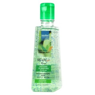 Intermed Reval Plus Kiwi Hand Gel Αντισηπτικό Χεριών 100ml