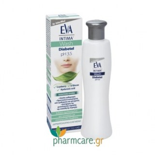 Eva Intima Wash Diabetel ph 3.5 250ml