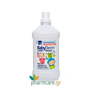 Intermed BabyDerm Laundry Detergent Υγρό απορρυπαντικό 1.5L