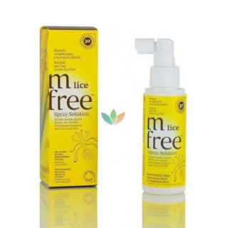 Benefit M Lice Free Spray Solution Αντιφθειρικό Σπρέι 100ml