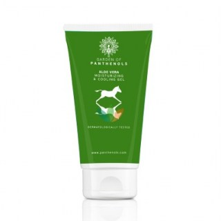 Garden of Panthenols Aloe Vera Cooling Gel Ενυδατικό Gel Σώματος 150ml