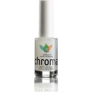 Garden Of Panthenols Croma Matte Top Coat 12ml