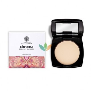 Garden of Panthenols Chroma Compact Powder PM-12 Sandy Silk Πούδρα 12gr