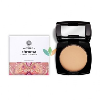 Garden of Panthenols Chroma Compact Powder PM-18 Caramel Tan Πούδρα 12gr