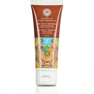 Garden of Panthenols DD Daily Defense SPF30 Κρέμα Προσώπου 50ml