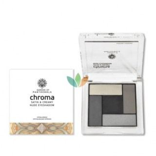 Garden of Panthenols Σκιά Ματιών Chroma Saton & Creamy Nude Eyeshadow No2 6gr