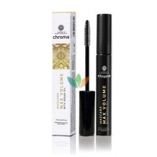 Garden of Panthenols Max Volume Mascara Black 9ml