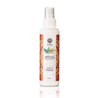 Garden of Panthenols Insect & Tick Lotion Repellent Εντομοαπωθητικό Γαλάκτωμα Icaridin 20% 125ml