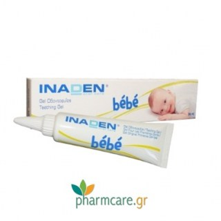 Inaden Bebe Oral Care Gel Οδοντοφυίας 30ml