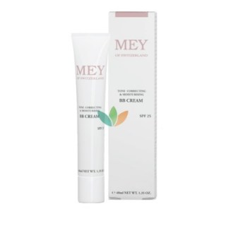 Mey Bb Cream Tone Correcting & Moisturising Light Shade Spf 25 40ml