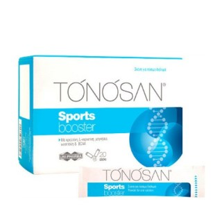 Uni-Pharma Tonosan Sports Booster 20 φακελίσκοι