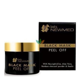 New Med Black Mask Peel Off 50ml