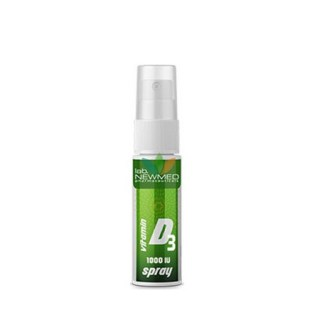 New Med Vitamin D3 Spray 1000iu 15ml