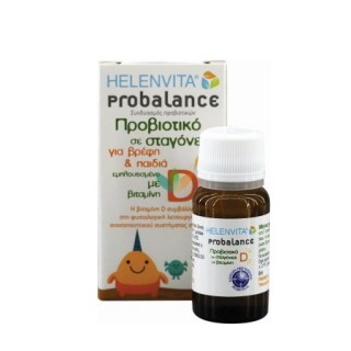 Helenvita Probalance for Babies and Kids Προβιοτικό σε Σταγόνες 8ml
