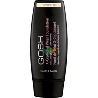 Gosh X Ceptional Wear Foundation 11 Porcelain 35ml
