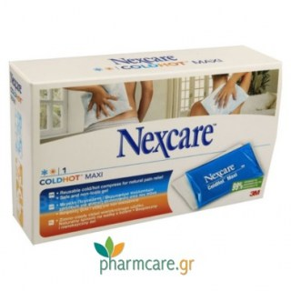 Nexcare ColdHot Maxi Gel Compress 2 in 1 Μέγεθος Maxi 1τμχ