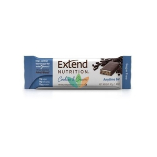 Extend Nutrition Anytime Bar Μπάρα Πρωτεΐνης Cookies & Cream 42g