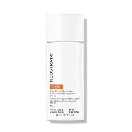 Neostrata Sheer Physical Protection SPF50 Λοσιόν Ελαφριάς Υφής 50ml