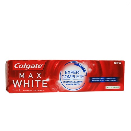 Colgate Max White Expert White Cool Mint 75ml