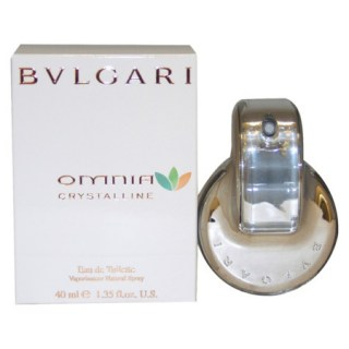 Bvlgari Omnia Crystalline Eau de Toilette for Women 40ml