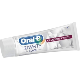 Oral-b - 3d White Luxe Glamorous White - 75ml