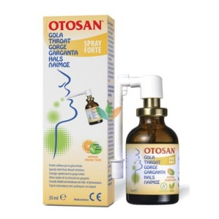 Otosan Gola Throat Gorge Garganta Hals Λαιμός Spray Forte 30ml