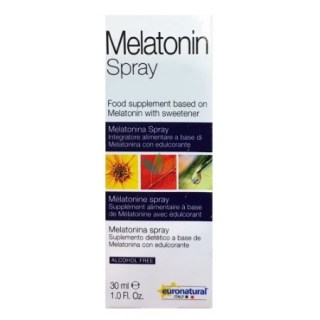 Euronatural Melatonin Spray 30ml