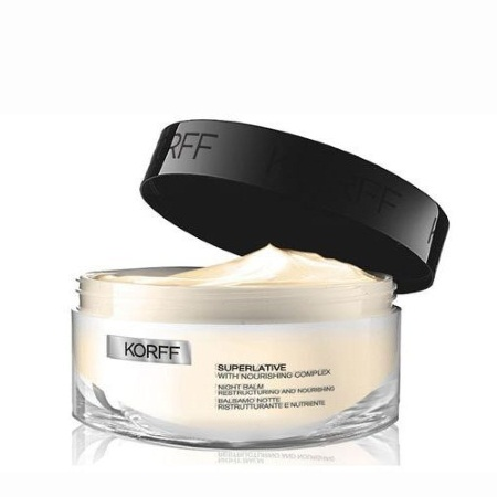 Korff Superlative Anti-Wrinkle Night Balm Restructuring and Nourishing 50ml