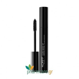 Korff Cure Make Up Volume Mascara Μαύρο 16ml