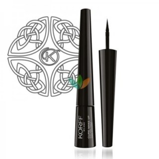 Korff Cure Make-Up Υγρό & Αδιάβροχο Eyeliner Vinile 2.5ml