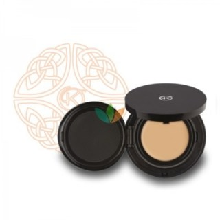 Korff Cure Make Up Compact Foundation Urban Smart Balmy Touch Βάση με Ενυδατική Δράση No 2 Μεσαία Απόχρωση 20ml