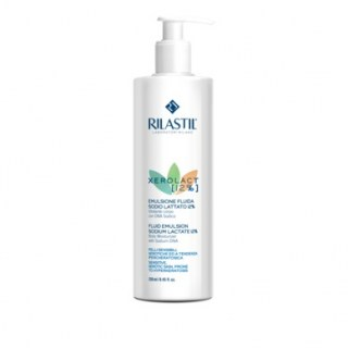 Rilastil - Xerolact Fluid Emulsion 12% - 400ml