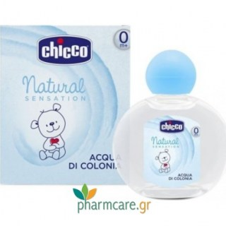 Chicco Natural Sensation Sweet Pefumed Water Αρωματισμένο Νερό 100ml