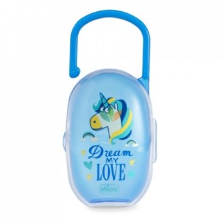 Chicco Fantastic Love Soother Holder Θήκη Πιπίλας από 0m+ 1τμχ