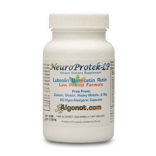 Algonot Neuroprotek-LP (Low Phenol) 60 κάψουλες