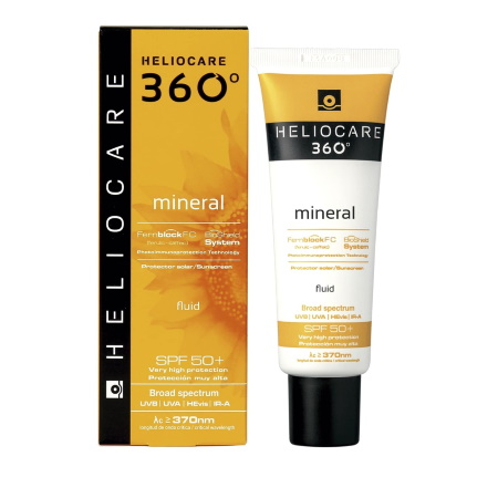 Neostrata Heliocare 360 Mineral Fluid SPF50+ Αντιηλιακή Λεπτόρρευστη Κρέμα 50ml