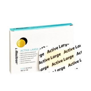 Bioskin L-Mesitran Hydro Active wound Dressing Active Large 7.5 x 4.5 cm 1 τεμάχιο