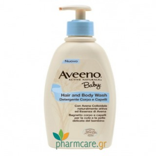 Aveeno Baby Hair & Body 300ml