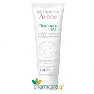Avene Cleanance Mat Emulsion Matifiante 40ml