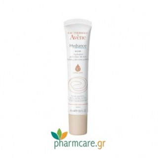 Avene Hydrance Optimale Riche SPF30 Hydratant Perfecteur de Teint Ενυδατική Κρέμα Προσώπου 40ml