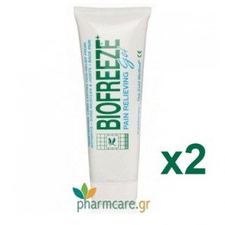 Biofreeze Gel 60ml ΔΩΡΟ 1+1