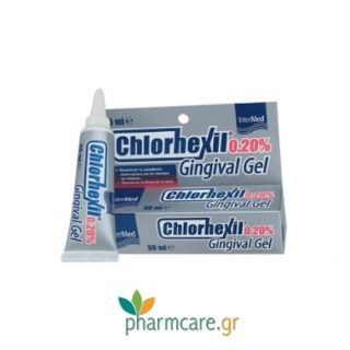 Chlorhexil 0.20 % Gel 30ml