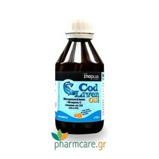 Inoplus Cod Liver Oil syrup 150ml